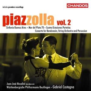 La passion et la violence d'Astor Piazzolla