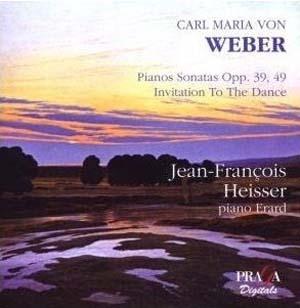 Le piano de Weber révélé par Heisser