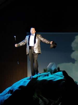 Wagner, le cauchemar de la cave au grenier