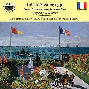 Le point final à l'œuvre symphonique de Paul Dukas