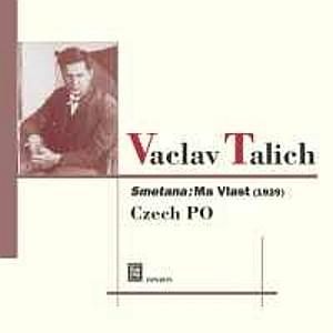 Les débuts de Václav Talich et la Philharmonie Tchèque au disque
