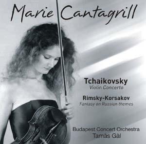L'âme russe de Marie Cantagrill