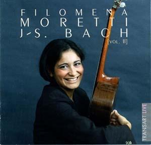 Filomena Moretti, Bach vol.II