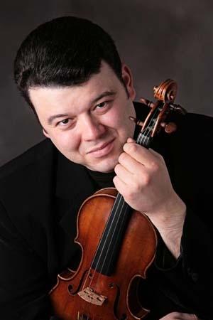 Vadim Gluzman, une très belle sonorité