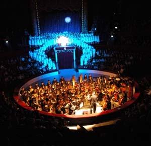 Le cirque de l'opéra