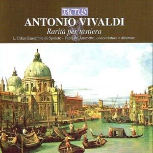 Vivaldi et l'orgue: çà existe!
