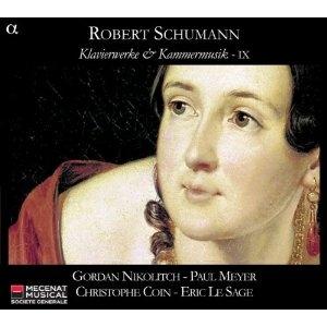 Intégrale Schumann / Éric Lesage, volume IV: toujours aussi magnifique