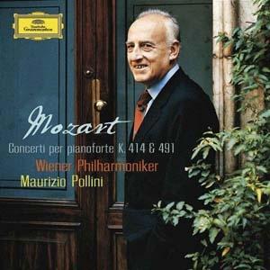 Maurizio Pollini sublime Mozart
