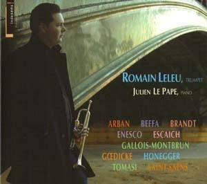 Romain Leleu: trompette de course