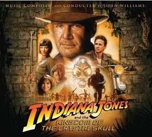 La musique du quatrième volet d'Indiana Jones!