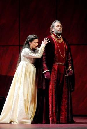 En rouge et noir, Giulietta et Romeo