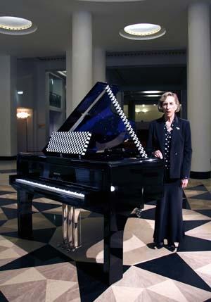 Designer du nouveau piano Pleyel