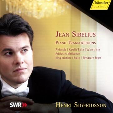 Henri Sigfridsson hanssler sibelius