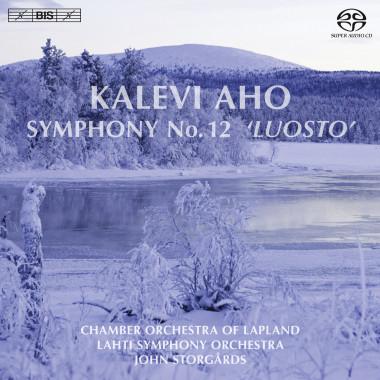 Kalevi Aho_Symphonie no. 12 ´Luosto´_BIS Records