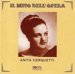 Anita Cerquetti, Callas et Tebaldi dans une seule voix