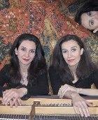 Deux pianistes, quatre mains, six chefs-d'œuvre