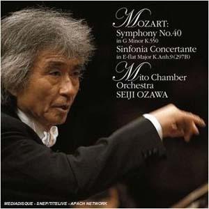 Mozart, dans la collection des grands compositeurs…