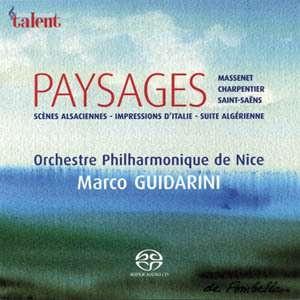 Carte postale symphonique