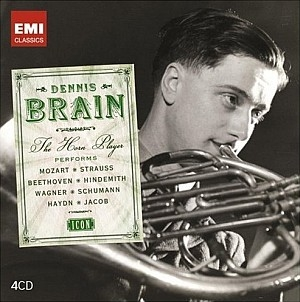 Dennis Brain, corniste de prestige