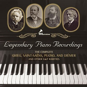Pianistes – et compositeurs – de légende