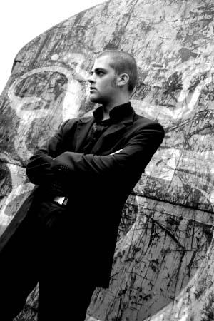 Christophe Bertrand (né en 1981) L'art de la perturbation