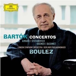 Concertos de Bartók
