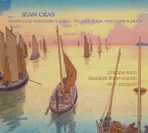 Les embruns du romantisme de Jean Cras