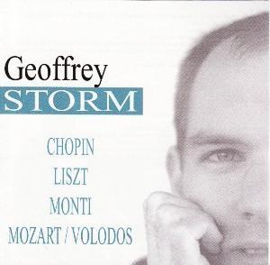 Geoffrey Strom au piano: peut mieux faire!