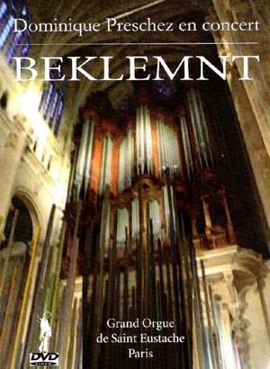 Les imaginations d'un poète de l'orgue