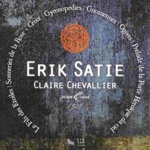 Erik Satie par Claire Chevallier