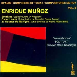 Muñoz ou l'impasse de la musique vocale contemporaine