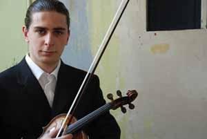 Julien Szulman, violoniste