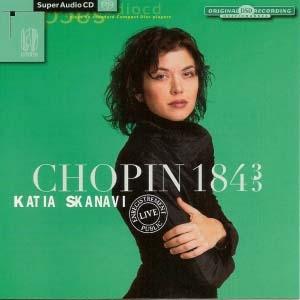Katia Skanavi joue Chopin