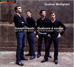 Grâce aux Modigliani Haydn s'échappe de sa momie