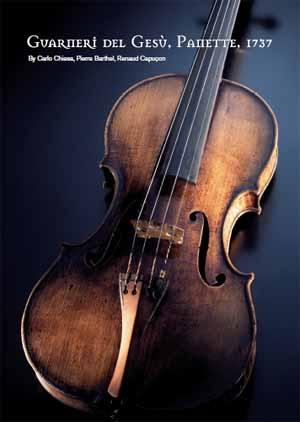 Un livre unique pour un des plus beaux violons du monde