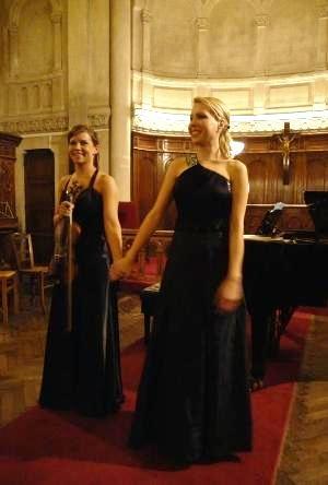 Beau succès pour la difficile sonate de Furtwängler