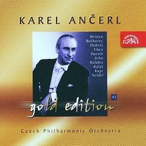 Karel Ančerl, grand défenseur de la musique moderne tchèque