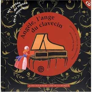 Découvrez le clavecin avec Angèle, l'ange du clavecin