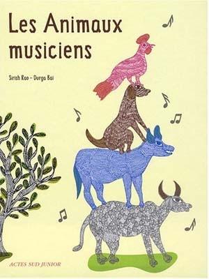 Une jolie illustration des Musiciens de Brême