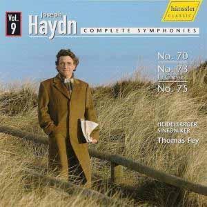 Symphonies de Haydn: intégralement recommandables!