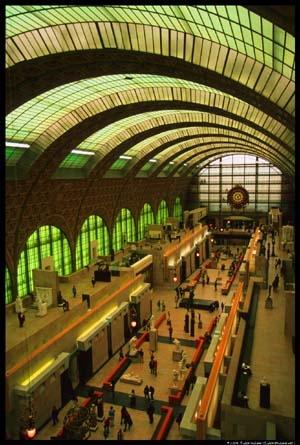 Une gare pour cathédrale