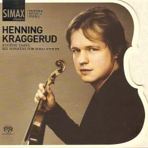 Henning Kraggerud joue Ysaÿe