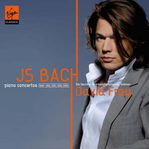David Fray illumine Bach