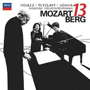 Mozart/Berg