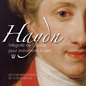 Une intégrale de l'œuvre pour instruments à vent de Haydn