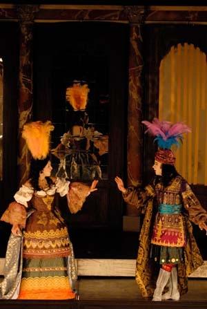Tous les charmes du ballet et de la tragédie du jeune Lully!