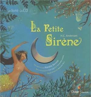 Natalie Dessay devient La Petite Sirène