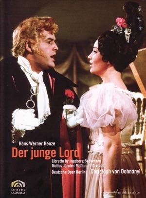 Der junge Lord oder eine deutschen Satire