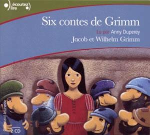 Six contes de Grimm pour les enfants