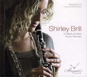 Shirley Brill, la clarinette au féminin